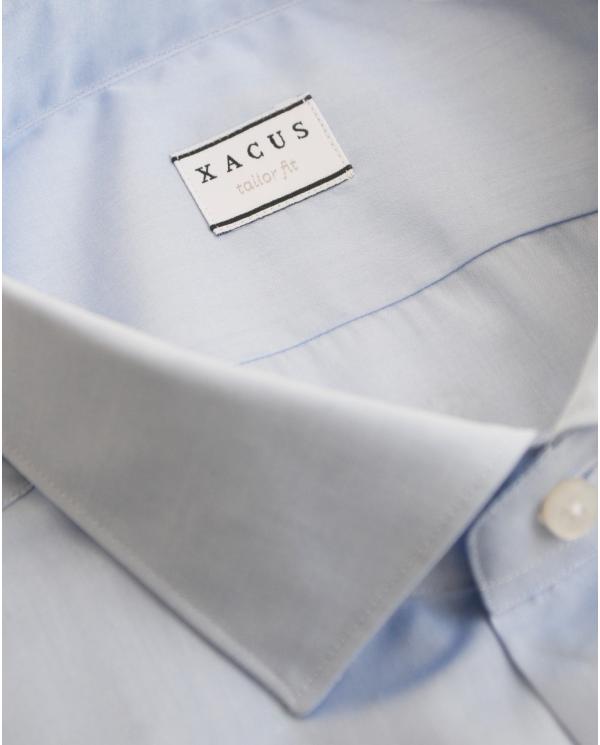 XACUS Camicia Celeste 558ML.61145.003