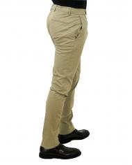 BRIGLIA Pantaloni uomo in cotone Beige BG01.320127 52