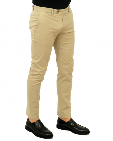 BRIGLIA Pantaloni uomo Beige BG04.32009 43