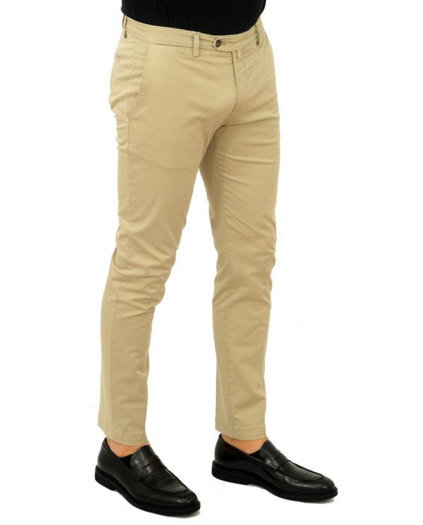 BRIGLIA Pantaloni uomo Beige