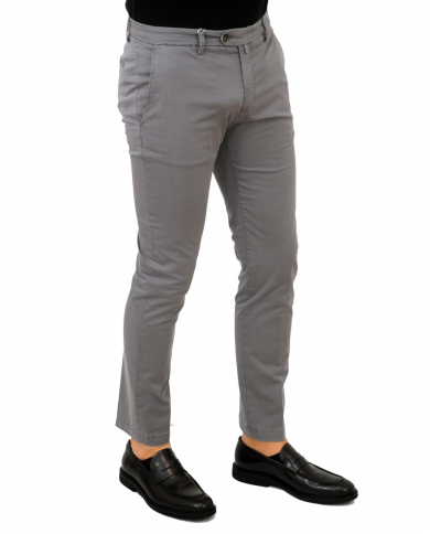 BRIGLIA Pantalone uomo Grigio BG04.32009 60