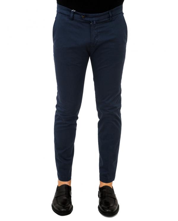 BRIGLIA Pantaloni uomo Blu BG21.32046 91