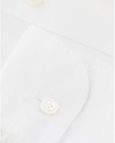 BARBA DANDY LIFE Camicia classica uomo bianca LIU136.6211 01