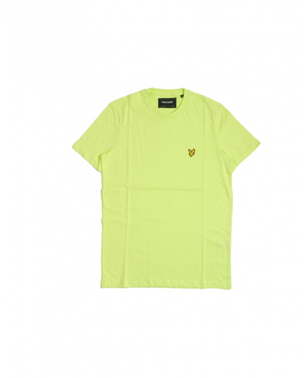 LYLE & SCOTT Plain t-shirt Sharp Green TS400V Z913
