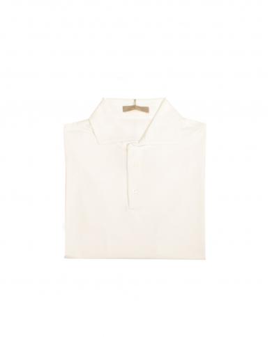 CRUCIANI Polo manica corta Bianco CU1406.BIANCO