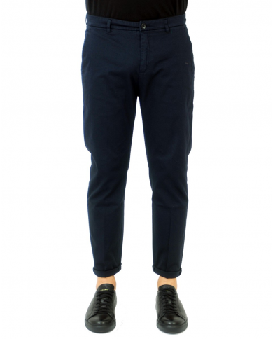 DEPARTMENT5 Pantalone Prince Blu navy U20P05.T2001 VE146