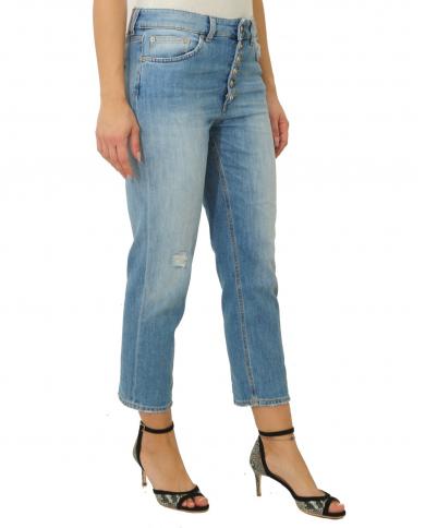 DONDUP Jeans Koons gioiello Blu DP268B DS0107D AA7 800