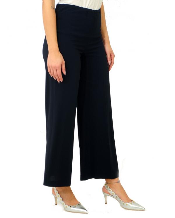 JUCCA Pantalone ampio con elastico Blu navy J3114104 582