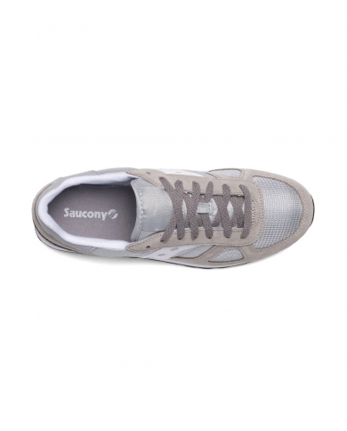 SAUCONY Sneakers Shadow Original GREY/WHITE 2108.524