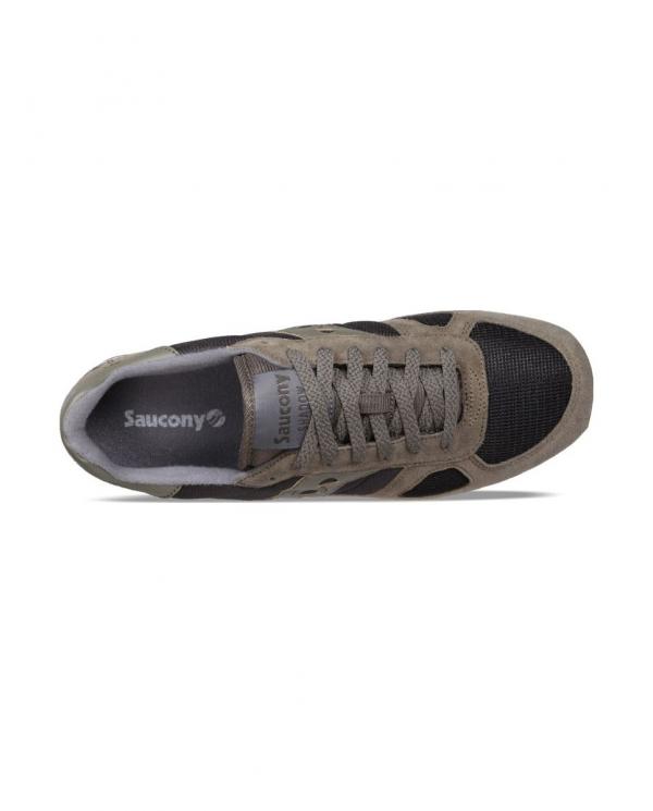 SAUCONY Sneakers Shadow Original OLIVE/BLACK S2108.655