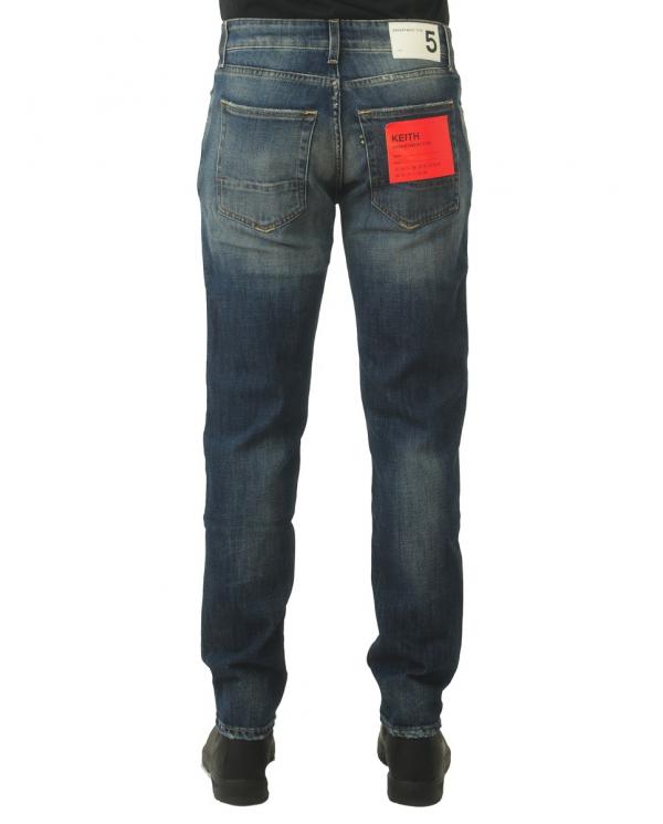 DEPARTMENT5 Jeans Keith blu U00D02 D0003.100