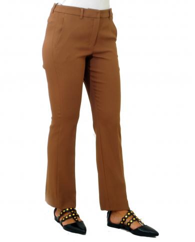 'S MAX MARA Pantaloni in cady Cammello 91360103600.002