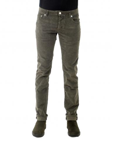 JACOB COHEN Pantalone Testa di Moro J622 COMF-08805-V.480