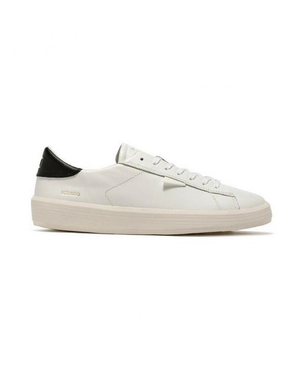 D.A.T.E. Sneaker ACE MONO WHITE M331-AC-MO