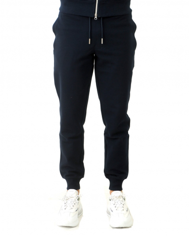 SUN 68 Pantalone Heritage cottone navy blue F40133.07