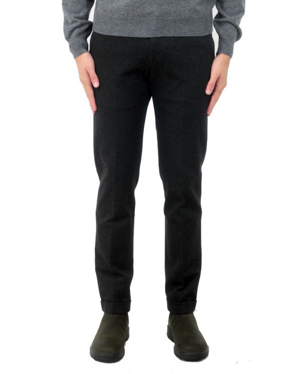 BRIGLIA Pantalone uomo grigio BG03P 420110.90