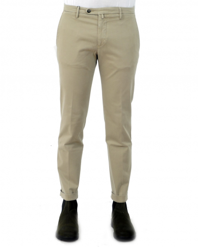 BRIGLIA Pantalone uomo beige BG04 42009.53