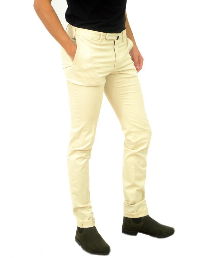 INCOTEX Pantaloni bianco 1W0082-4290Y.012