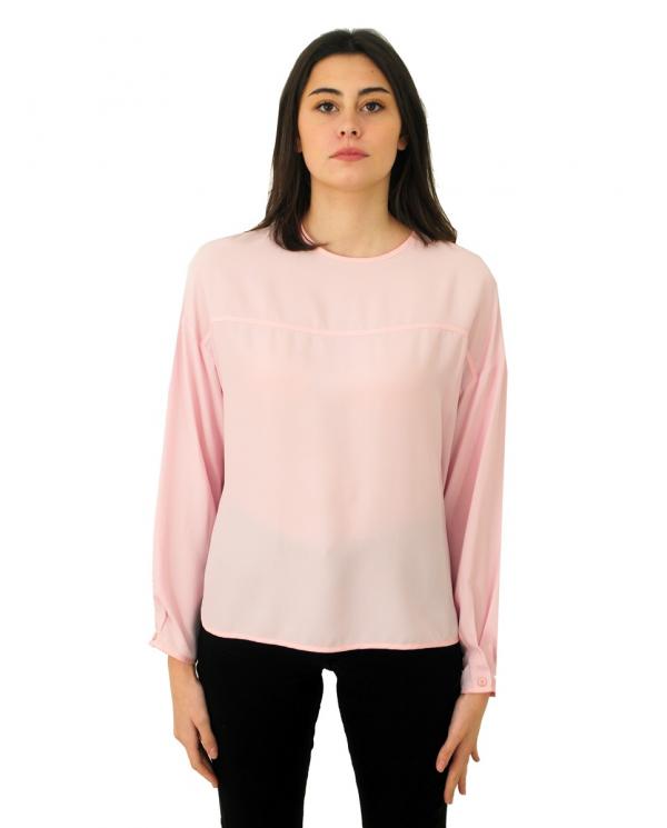 8PM Camicia donna rosa