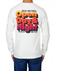 DEUS EX MACHINA T-shirt Uomo DMW71613B WHITE Bianco DMW71613B.WHITE