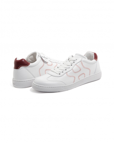 HOGAN Sneakers H327 Bianco HXW3270DN40PU80SRN.B001