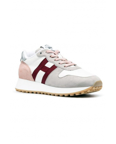 HOGAN Sneakers H383 Bianco/rosa HXW4290CM40PD60RAT.B001