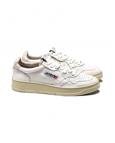 AUTRY Sneakers AULM LN15 Bianco AULM LN15.WHT/WHT