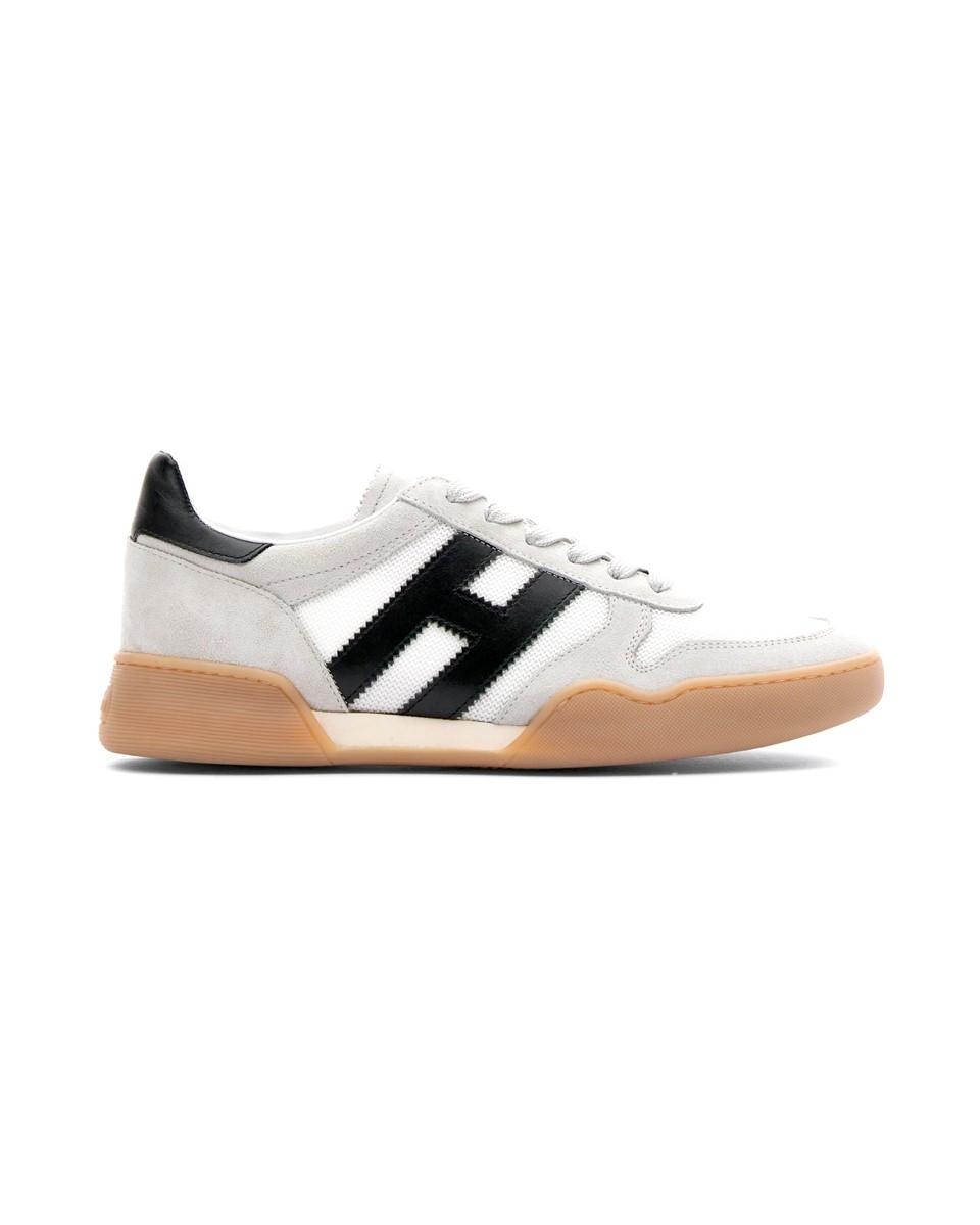 HOGAN Uomo Sneakers H357 Bianco