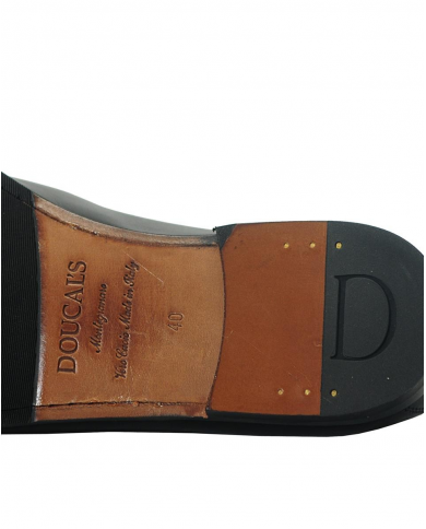 DOUCAL'S Scarpe mocassino Nero DU1939PANAUF036. NN00