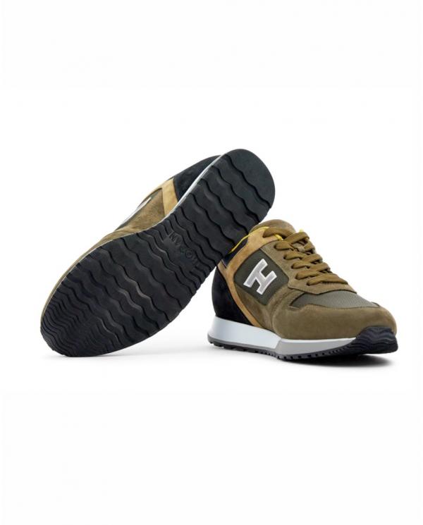HOGAN uomo sneakers H321  HXM3210Y860P9S849Z.V606
