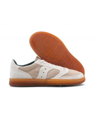 SAUCONY Sneaker Jazz court RFG Naturale S70562-1.NATURAL/GUM