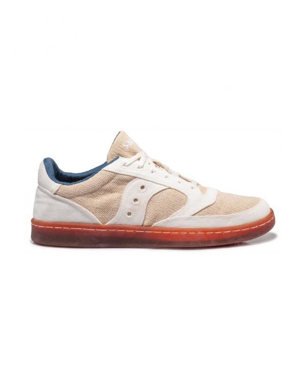 SAUCONY Sneaker Jazz court RFG Naturale S70562-1.NATURAL/GUM
