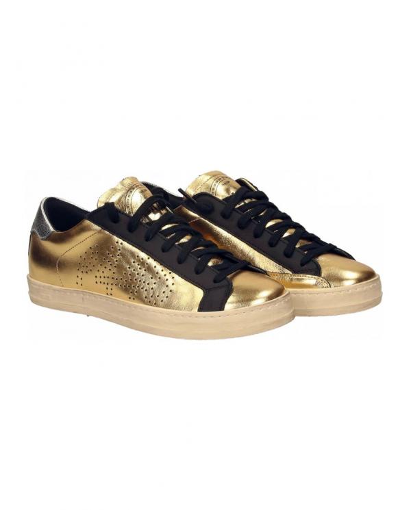 P448 Sneakers John GOLD