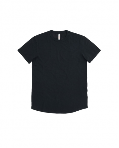 SUN 68 T-shirt round bottom Blu T31110 07