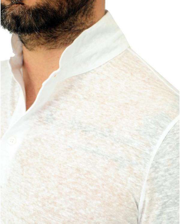 CRUCIANI Serafino con bottoni Bianco CUJLIB.SR LI23.90400