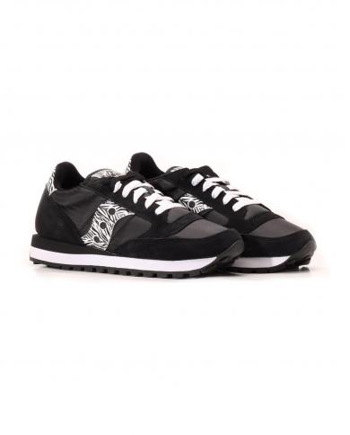 SAUCONY Sneakers Jazz O' W NERO/ZEBRA S1044.596