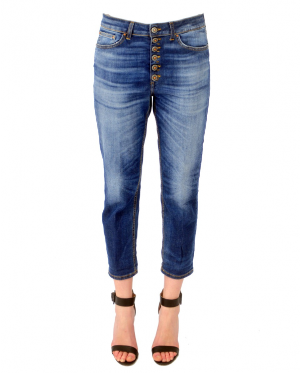 DONDUP Jeans loose Koons Blu