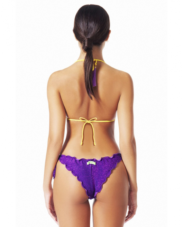 4GIVENESS Bikini fascia Exchange Lurex Viola FGBW0789 070