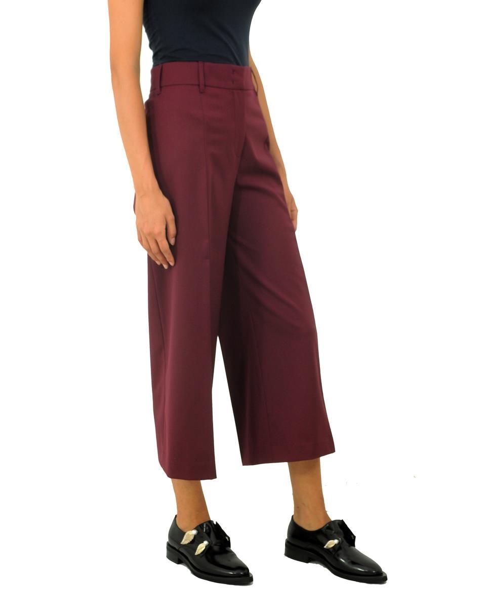 TWINSET Pantaloni  Donna PA823N 20 Bordeaux