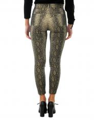 TWINSET Pantaloni Cammello PA828T.2883