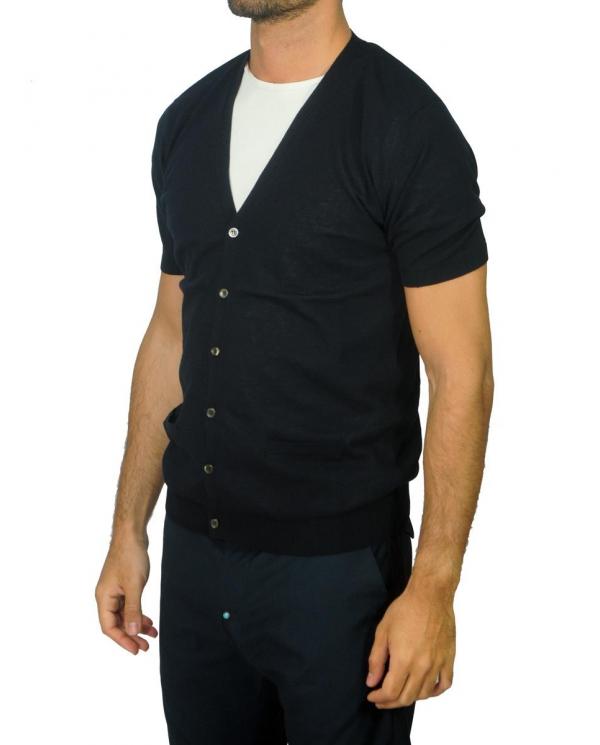 ROBERTO COLLINA Cardigan cardigan Blu RV10011. 10