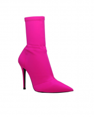 NAKED WOLFE Stivaletti Fucsia SUPERSTAR.HOT PINK