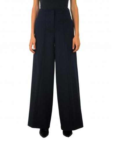TWINSET Pantaloni palazzo Blu