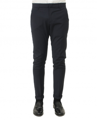 DONDUP Pantaloni gaubert Blu UP235.WS0084 XXX 897