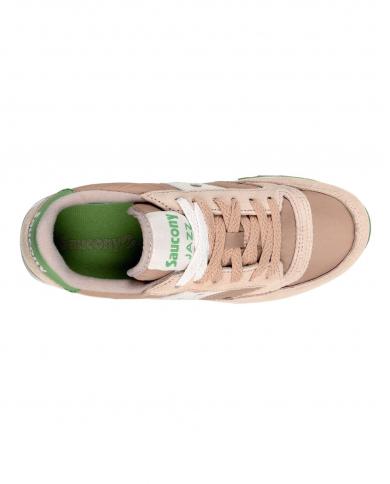 SAUCONY Sneakers Donna 1044 513 cipria/verde 1044.513