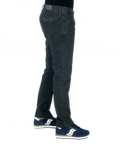 JACOB COHEN Pantaloni Uomo BOBBY COMF 08779/V/990 Nero BOBBY COMF.08779/V/990