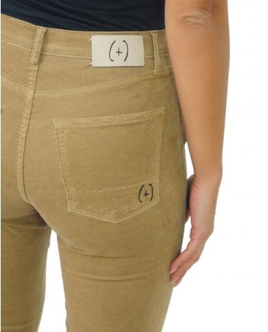 PEOPLE Pantalone a zampa Ingrid Camel INGRID W3061A291A.557