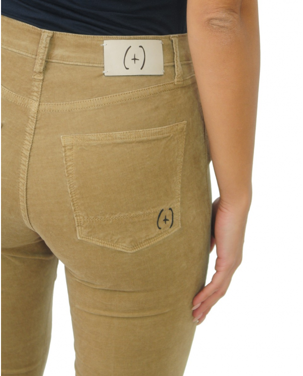PEOPLE Pantalone a zampa...
