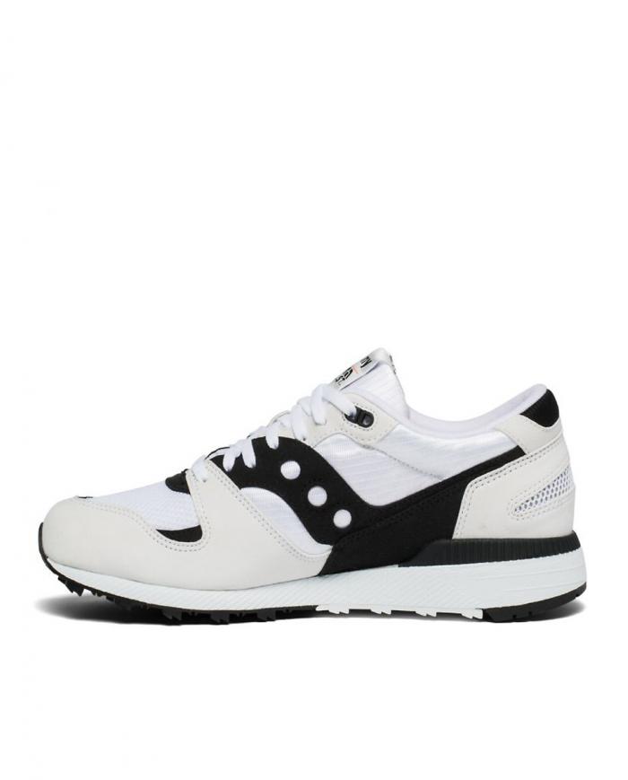 SAUCONY Sneakers Azura Bianco/nero/rosso 70437.11