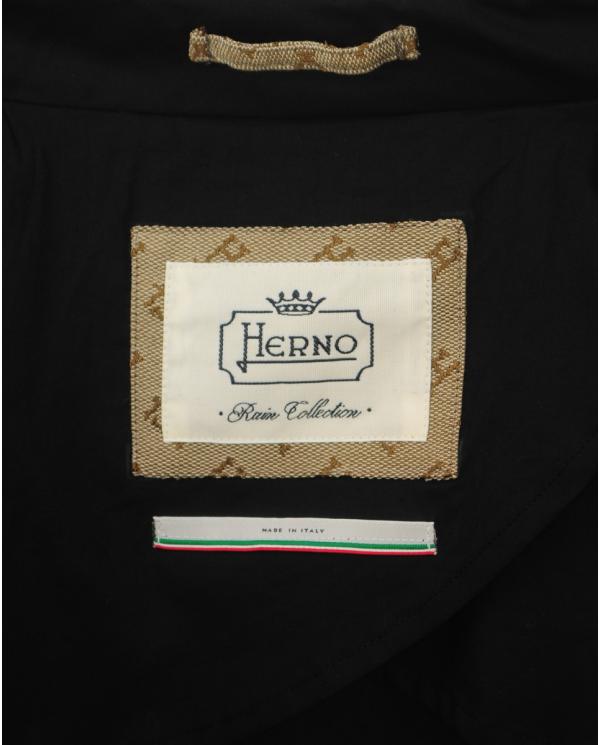 HERNO Giacca doppiopetto GC0264D 13218 9300 Nero GC0264d 13218.9300